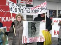 Пикет в Ульяновске