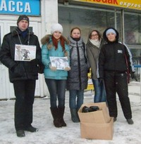 Приют в Архангельске