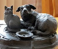 Копилка для бездомных животных в Бресте